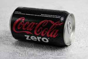 Campanhas de marketing - Meu nome é Zero, Coca-Cola Zero